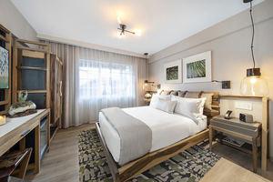 Una de las características más especiales de Lennox Hotel Miami Beach es que ninguna de las habitaciones es igual a otra.