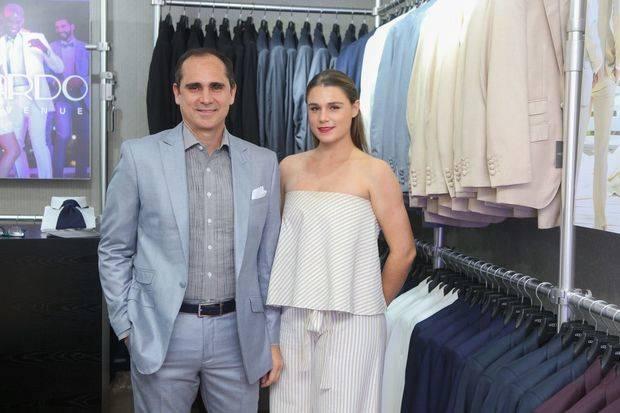 Leonardo Cordero y Sofia Cordero.