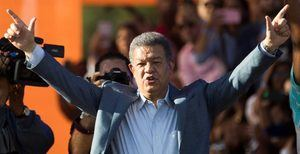 Leonel encabezará este miércoles acto frente al Congreso en defensa de la Constitución.