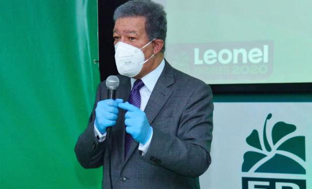 Leonel es contrario a una nueva prórroga del estado de emergencia