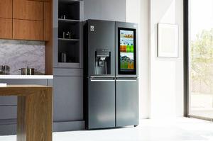 El refrigerador LG InstaView.
