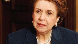 Licelot Marte de Barrios, ex presidenta de la Cámara de Cuentas.
