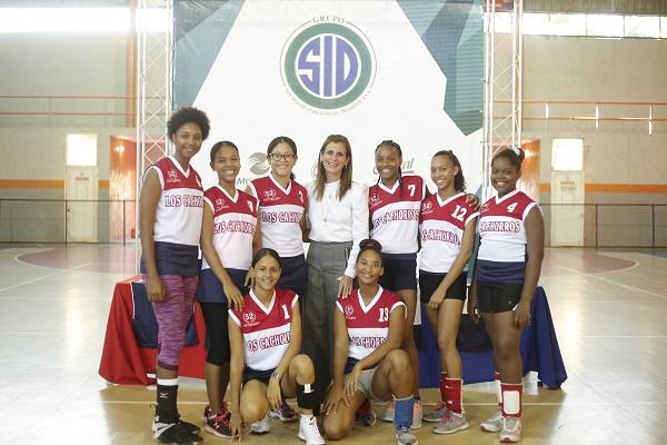 Grupo Sid realiza donativo de uniformes a clubes deportivos Payeros y Cachorros de Cristo Rey
