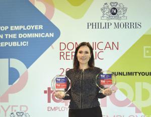 Liliana Cabeza, directora general de la empresa