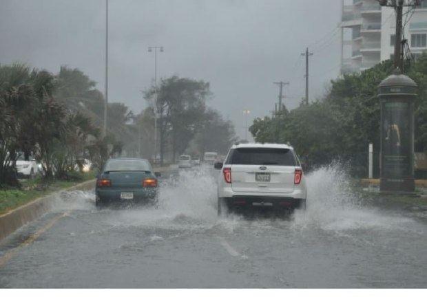 Vaguada provocará lluvias esta tarde