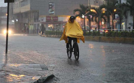 Lluvias en República Dominicana.