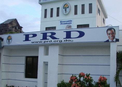 PRD conmemora el 80 aniversario de su fundación