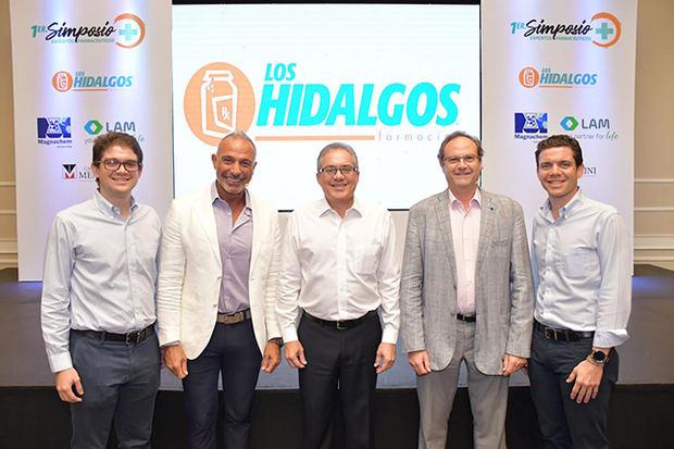 Juan Manuel Martínez, Johnny Sfeir, Ernesto Martínez, Jesús Gómez Martínez, Ernesto Manuel Martínez.