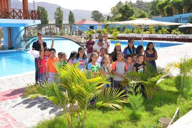 """Primer campamento """"Plan Vacacional Constancerito"""" una actividad recreativa"""