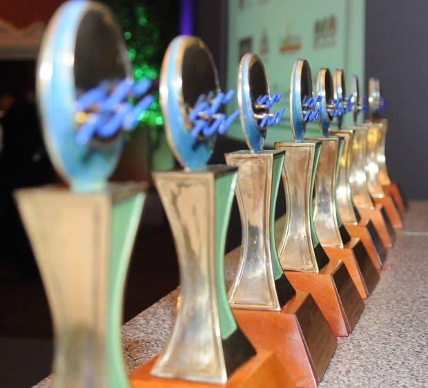 Trofeos Premio Epifanio Lantigua.