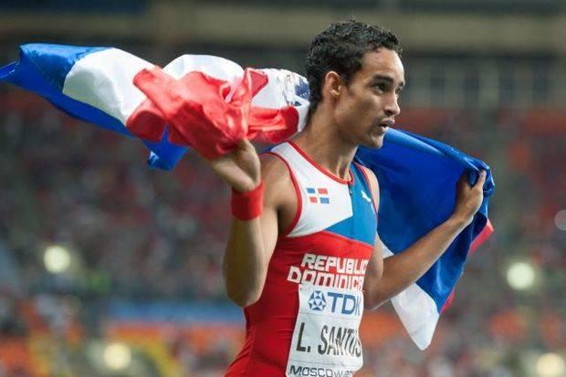 Luguelín Santos.