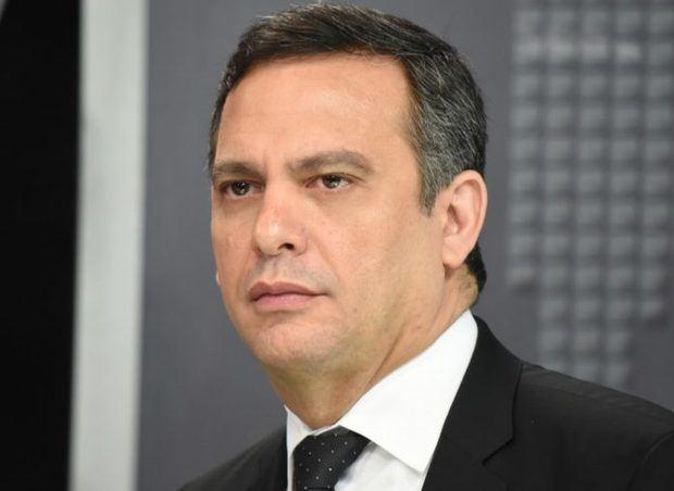 Presidente de la Suprema Corte de Justicia, SCJ, Luis Henry Molina Peña.