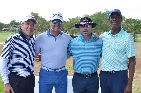 Luis Bogaert, Rodolfo Dietsch, Luis Arturo Carbuccia y Tomás Martínez.
