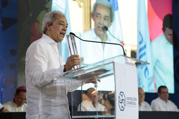 Luis Concepción, vicepresidente de Comunicaciones y Asuntos Públicos de Casa Brugal