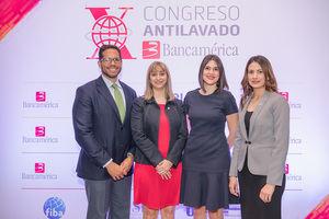 Luis García, Divina Rojas, Ana Pastor y Melisa Hennig.