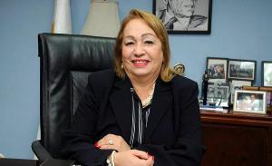 Luisa Fernández Duran, Directora Ejecutiva del Consejo Nacional de Zonas Francas.