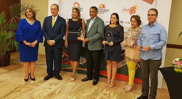 BTC 2018 reconoce a personalidades e instituciones vinculadas al turismo