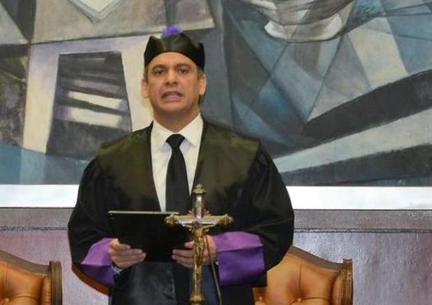 El presidente de la Suprema Corte de Justicia (SJC), Luis Henry Molina.
