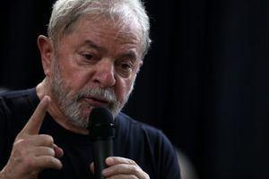 Expresidente Luiz Inácio Lula da Silva, a quien el actual ministro de la Justicia condenó a la cárcel en 2017.