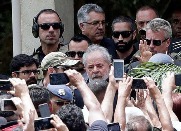 El Ministerio Público considera que Lula puede pasar al régimen semiabierto