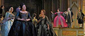 Ópera Adriana Lecouvreur de Cilea