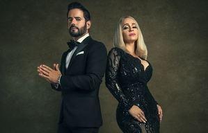 """Imagen promocional del sencillo """"Yo Quisiera Ser"""" de los artistas dominicanos Miriam Cruz y Manny cruz."""