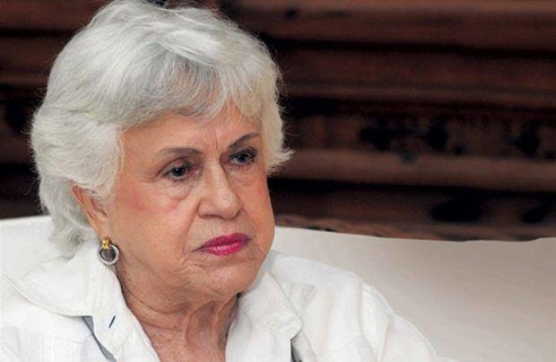 Milagros Ortiz Bosch dice ley faculta a la Contraloría a investigar uso de fondos públicos.