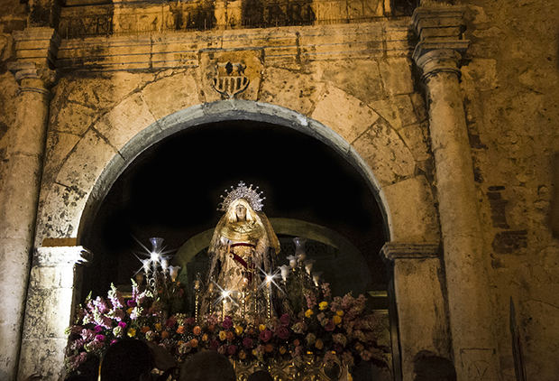 Virgen de Las Mercedes.
