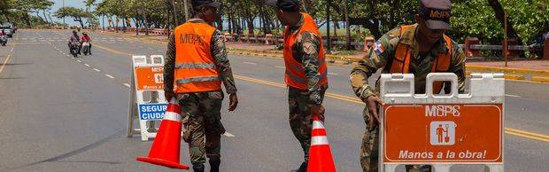 Obras Públicas preparada para operativo por Día de La Altagracia