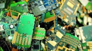 350.000 toneladas de residuos electrónicos a países del 3er mundo
