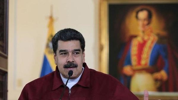 Maduro dice que Chile está implicado en el atentado
