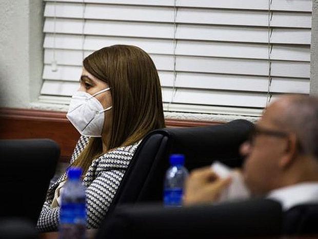 Tribunal rechaza recurso de amparo a hermana del expresidente Danilo Medina
