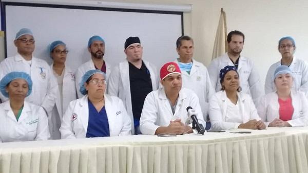 Realizan cirugía de reconstrucción mamaria a 16 Mujeres en el Hospital Vinicio Calventi
