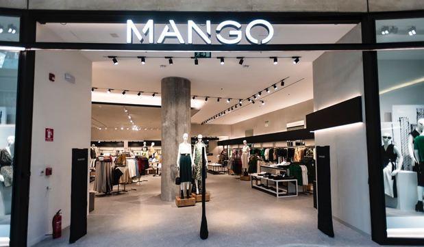 Tienda Mango de Agora Mall.