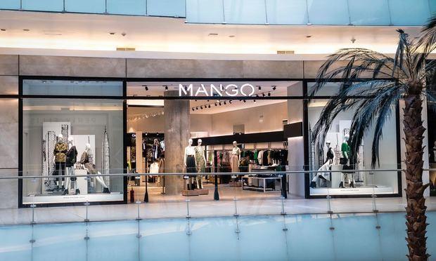 La reapertura de Mango que cambió de locación y ahora opera en el segundo nivel de Ágora Mall.