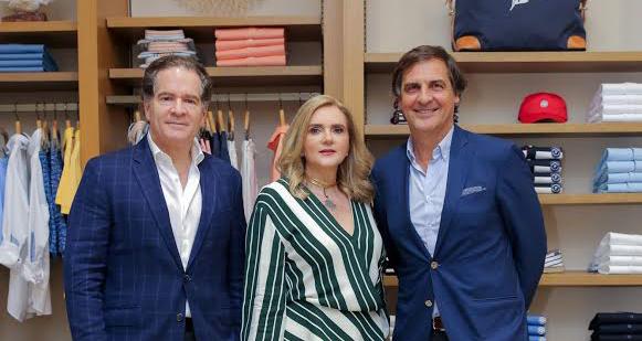 Grupo Corripio: tienda Façonnable abre sus puertas en BlueMall