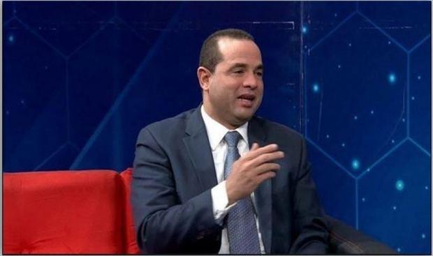 delegado político del Partido Fuerza del Pueblo, FP, ante la Junta Central Electoral, JCE, Manuel Crespo.