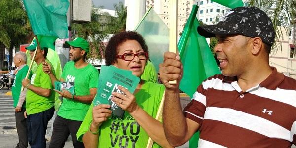 Marcha Verde dice miembros CP del PLD tienen cuentas pendientes con justicia