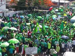 Marcha Verde.