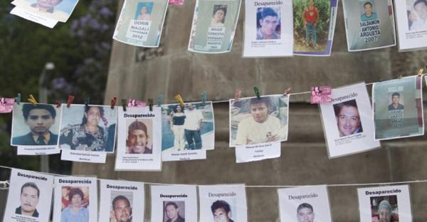 Crisis humanitaria por desapariciones