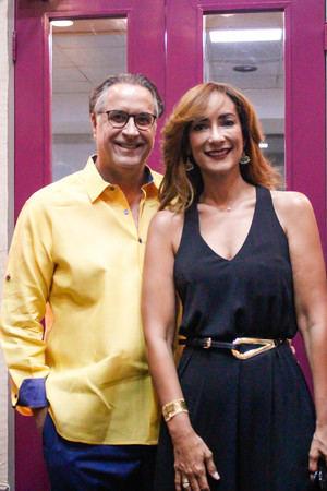 Marcos Berlles y Soraya Castillo.