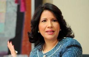 Margarita Cedeño afirma que solo el PLD tiene la experiencia para manejar crisis.