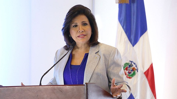 Margarita Cedeño: Ley de Partidos debe constituir paso de avance hacia un sistema más fiable