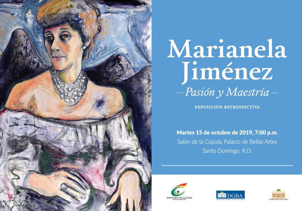 Exposición retrospectiva: Pasión y Maestría de la artista plástica Marianela Jiménez