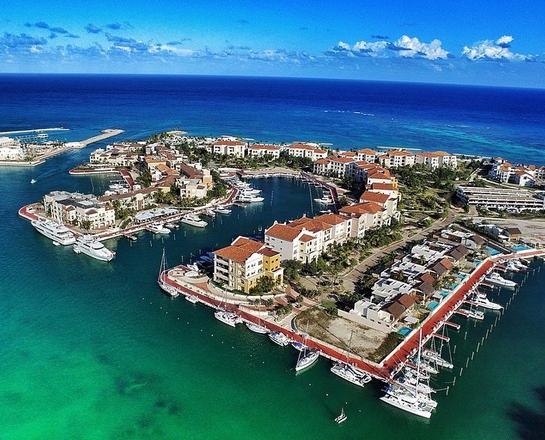Marina Cap Cana: seleccionada como la No.1 en el mundo