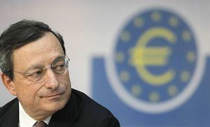 Presidente del BCE, Mario Draghi.