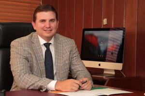 Vicepresidente de ASONAHORES, Andrés Marranzini Grullón.