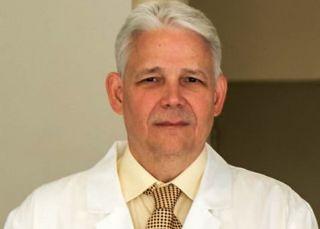 Asesor médico del Poder Ejecutivo, doctor Jorge Marte.