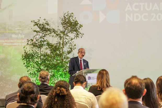 Max Puig, vicepresidente ejecutivo del Consejo Nacional para el Cambio Climático y Mecanismo de Desarrollo Limpio.