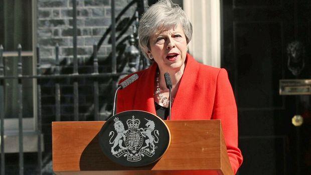 May, la primera ministra que no pudo con el